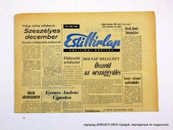 1978.12.19  /     Esti Hírlap  /  Szs.:  12627