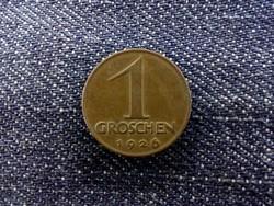 Ausztria - 1 Groschen 1926 / id 6760/