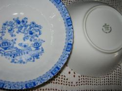 2 db Bavaria tésztás köretes tál kék kínai mintával