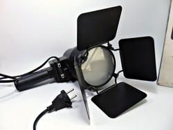 Osram Video 1002 fotós lámpa , fényszóró , 1000 w-os izzó , hűtő ventilátorral