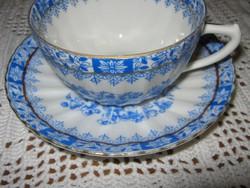 Bavaria csésze  és tányér kék kínai mintával