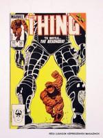 1985 ?  /  THE THING  /  Külföldi KÉPREGÉNY Szs.:  9722