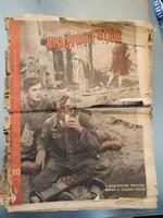 Magyar futár újság 1942 szeptember 16-i száma, születésnapra is!