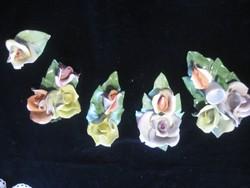 Aqinkumi  rózsák  piciny sérülésekkel  kézi festés