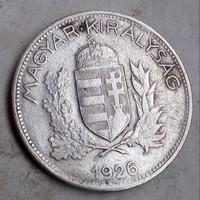 Ezüst 1 Pengő 1926.