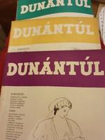 Dunántúl 1955-56 os irodalmi folyóirat