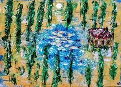 Modern festmény By Szentesi Norbert