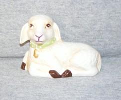 Villeroy & Boch porcelán bárány figura