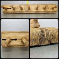 Népi fa fogas, akasztó (984)