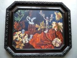 Osztrák hagyatékból egy ismeretlen festő gyönyörű alkotása