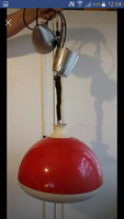 Retró óriás szarvasi lámpa