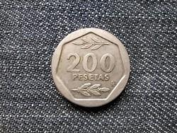 Spanyolország I. János Károly (1975-2014) 200 Peseta 1986 / id 15790/
