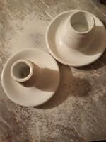 Porcelán gyufatartók és gyújtók