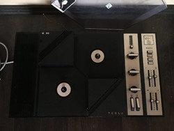 Tesla B 90 retro orsós magnó magnetofon