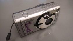 Retro CANON Power Shot A200 fényképezőgép