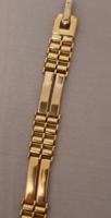 Fèrfi arany karkötő 24,84 g 14 karátos
