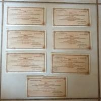 Magyar Nemzeti Bank behozatali engedély 240.- 62 db