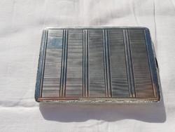 1,-Ft Gyönyörű állapotú antik ezüst dózni! 175 gramm