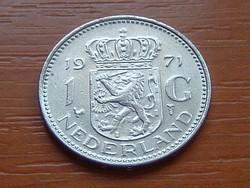 HOLLAND 1 GULDEN 1971