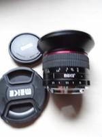 Meike 12 mm f / 2,8 plusz 72 mm új termék reklám ár ÚJ TERMÉK