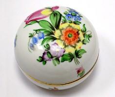 Herendi virágos bonbonier (ZAL-BI38597)