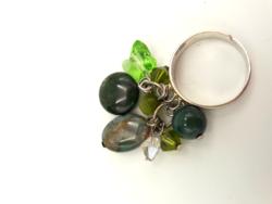 Ezüst gyűrű kövekkel 925-ös