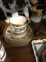 Limoges porcelán kávéscsésze