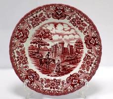 Angol porcelán kistányér (ZAL-BI38581)