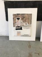 3 darab 80x100 cm-es Ajtai Tamás modern kép