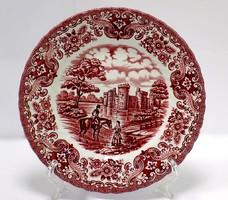 Angol porcelán kistányér (ZAL-BI38580)