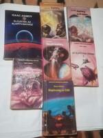 Isaac Asimov . Alapítvány trilógia  könyvek ,egyben.