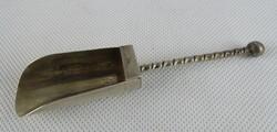 0W369 Régi ezüst fűszereskanál 11 g