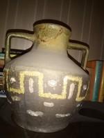 Antik váza nagy méretű