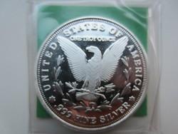 USA 2015 Morgan emlék dollár ezüst érme 0.999 1 uncia 31gr
