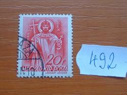 20 FILLÉR 1939 A magyar egyház 492#