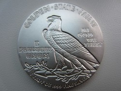 USA indián sas ezüst érme 0.999 1 uncia 31gr