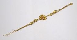 Arany rózsás karlánc (ZAL-Au76790)