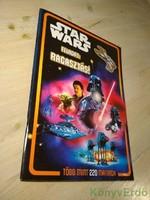 Star Wars / Feladat: Ragasztás! (Több mint 220 matrica)
