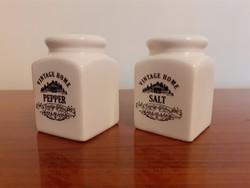 Krámia sószóró borsszóró 2 db