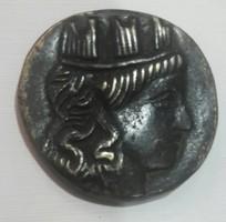 Kyme Tetradrachm Tetradrachma