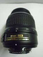 Buy the Nikon 18-55mm f/3.5-5.6G ED II DX AF-S Nikkor pár alkalommal használt ÚJSZERŰ