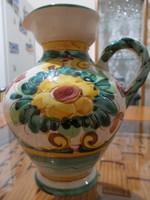 Deruta kerámiakancsó Miriam Ceramiche műhely, Olaszország