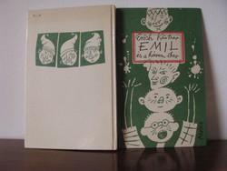 Erich Kastner: Emil és a három iker