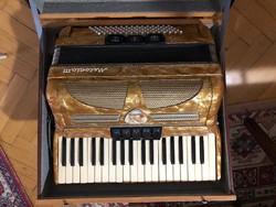 Lignatone csehszlovák tangóharmonika