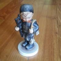 Hummel : Kéményseprő figura, 16 cm