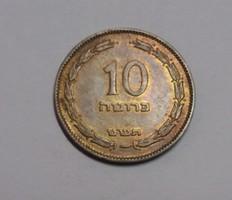 Izrael, 10 Lirot 1949.