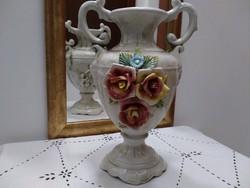Capodimonte kupa váza