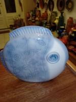 Aquincumi Aqua porcelán figura, Ősz Szabó Antónia tervezése