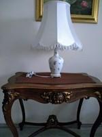 Herendi eton óriási asztali lámpa