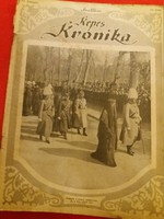 Antik Képes Krónika folyóirat újság 18. szám